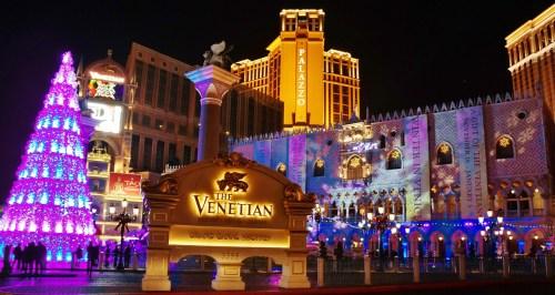 Capodanno speciale Las Vegas
