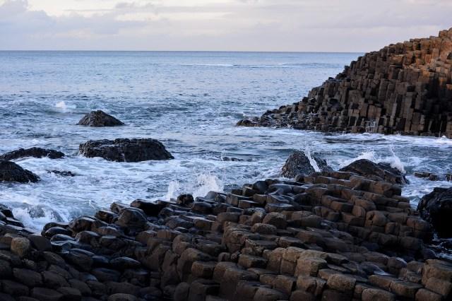 Giant's Causeway meraviglia