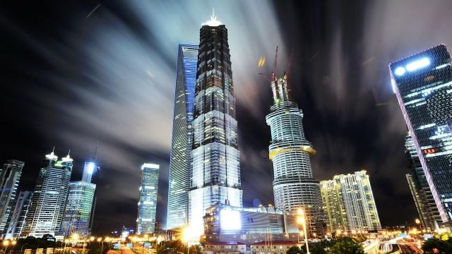 viaggio economico a Shanghai