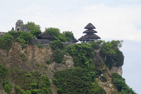 tempio a Bali da visitare