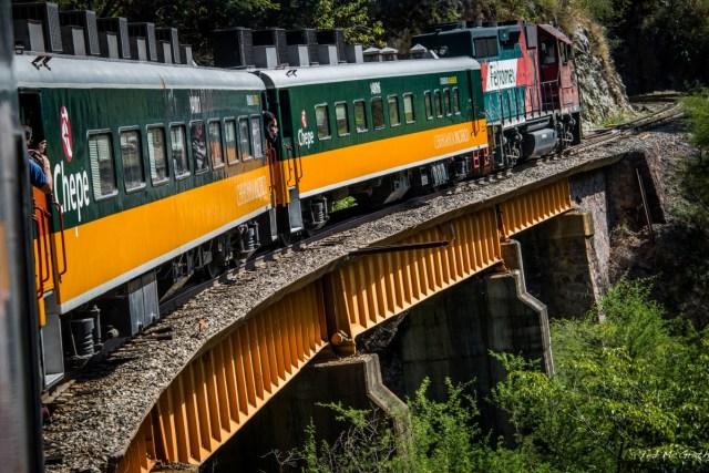 interrail Messico