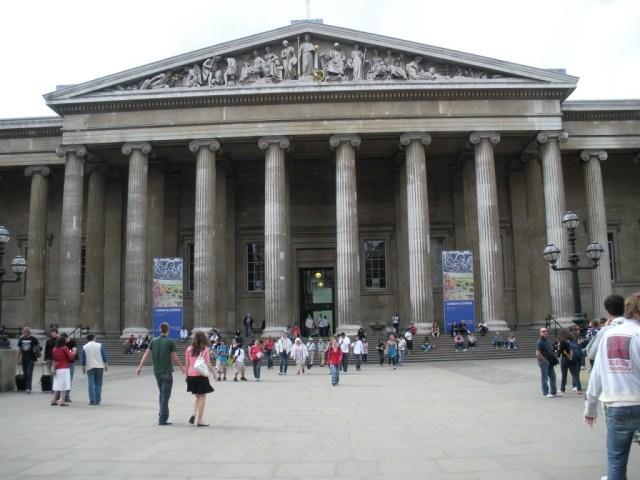visitare il British Museum