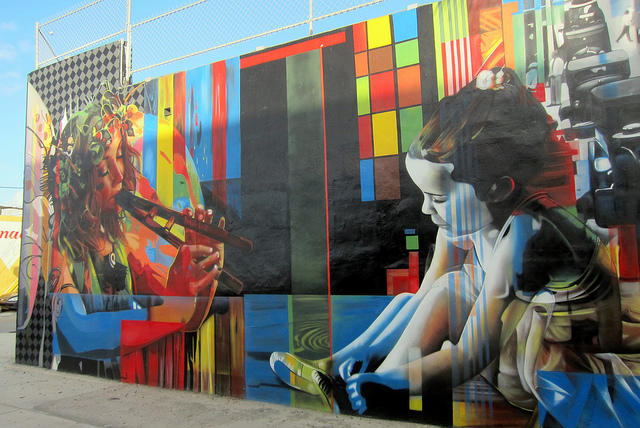 Wynwood quartiere Miami