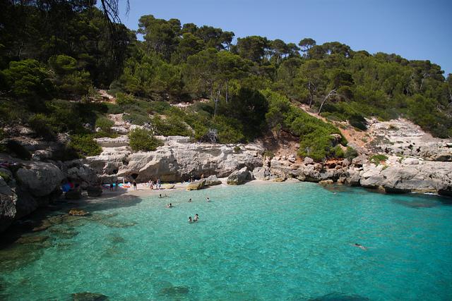 vacanza a Minorca