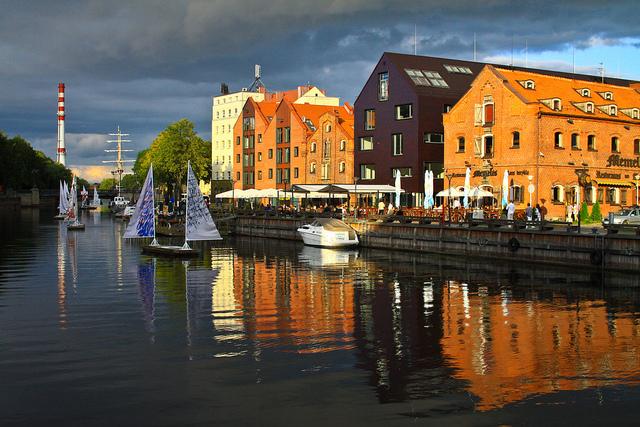 visitare il Baltico