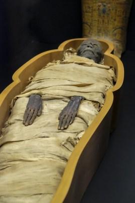 mummie Musei Vaticani