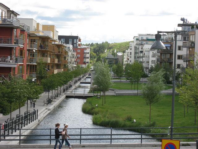 la città più sostenibile di tutti