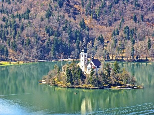 laghi della Slovenia