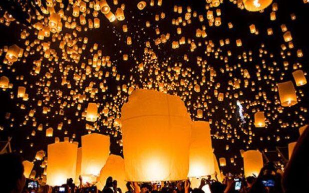 Festa delle lanterne in Cina