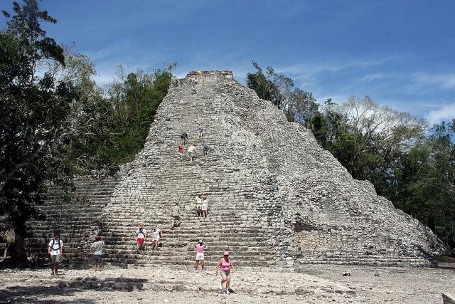 piramide di Cobà