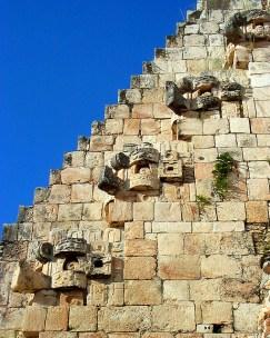 maschere maya