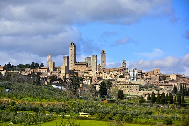 borghi della Toscana da visitare