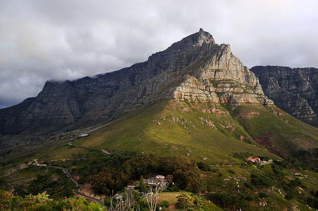 percorsi in treno in Sudafrica