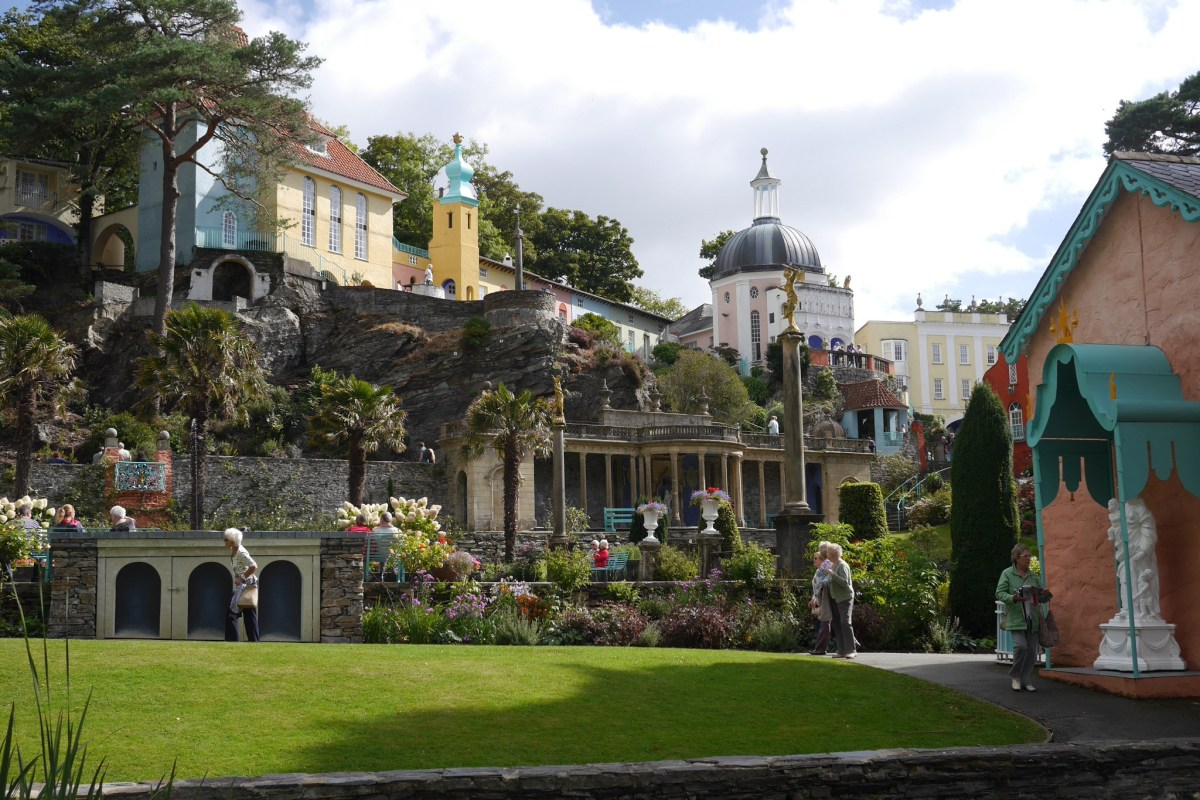Week-end in Galles: visitate Portmeirion!
