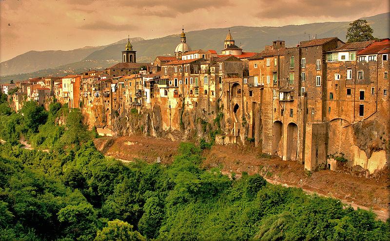 Sant'agata dei goti e i borghi della Campania