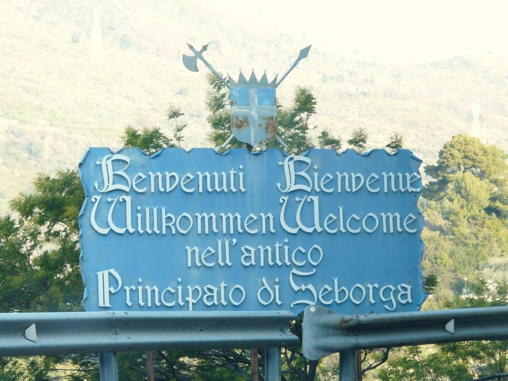 Visitare Seborga in Liguria