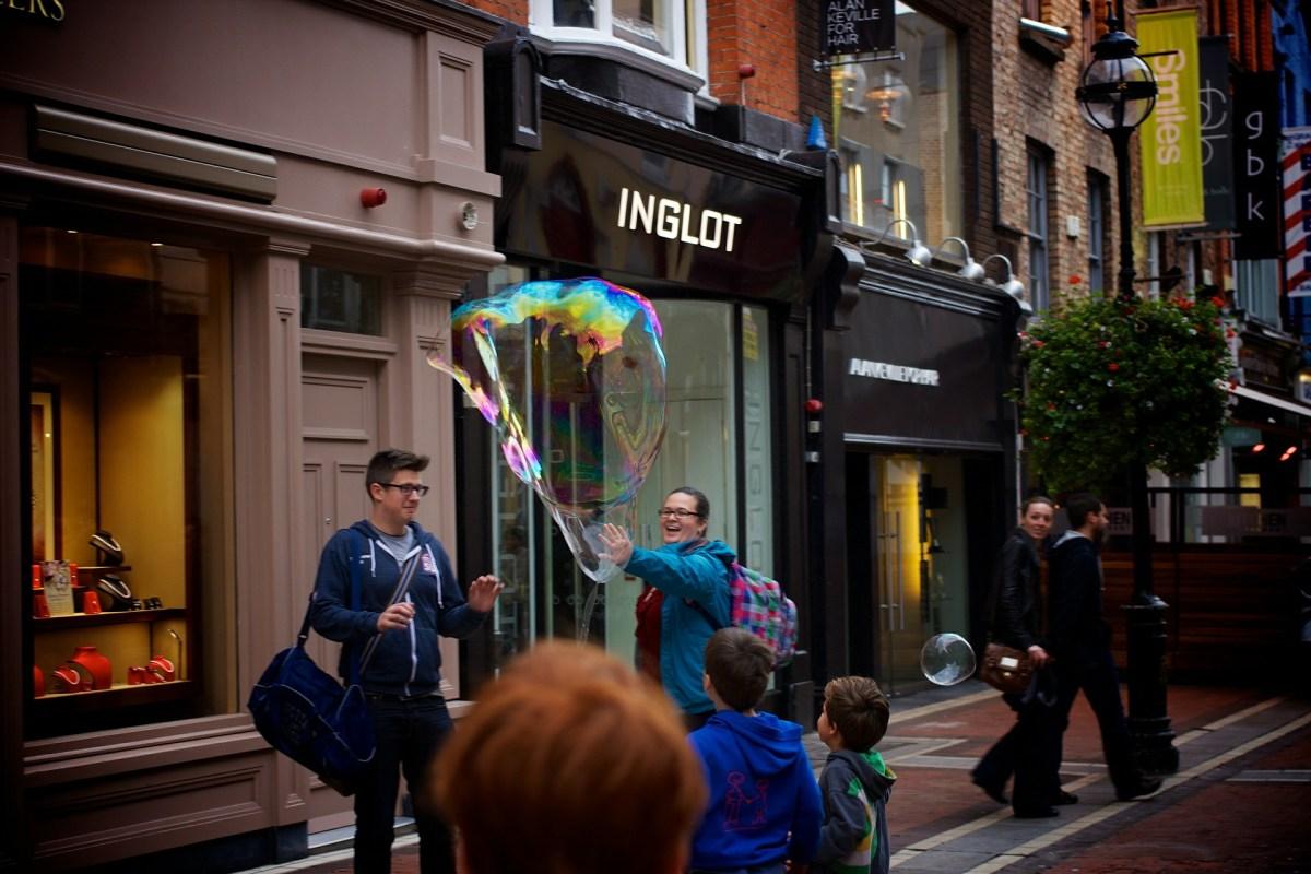 Dublino con bambini: consigli per i più piccoli