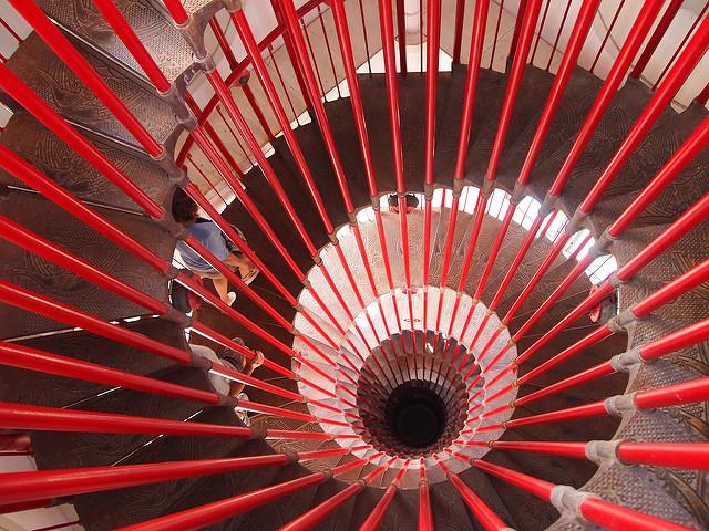 scale del Castello di Lubiana