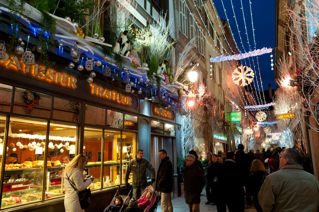 mercatini di Strasburgo