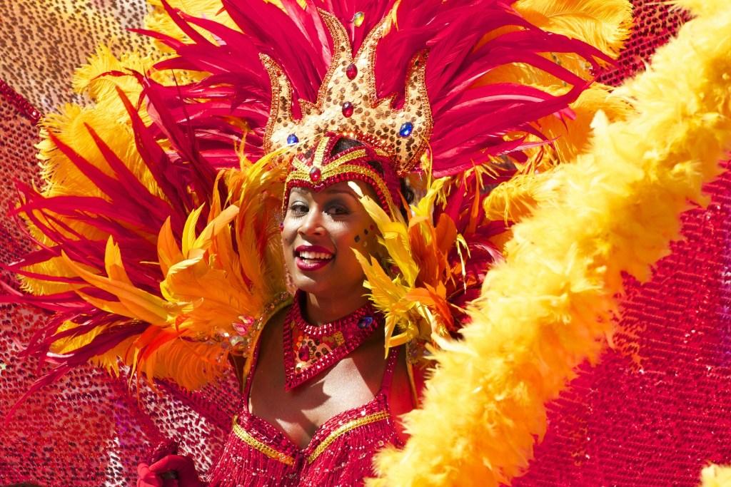 partecipare al carnevale di Rio