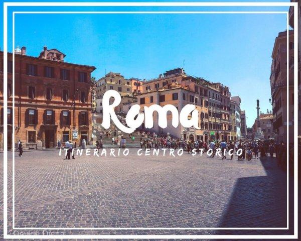 Itinerario nel Centro Storico di Roma: il Tridente