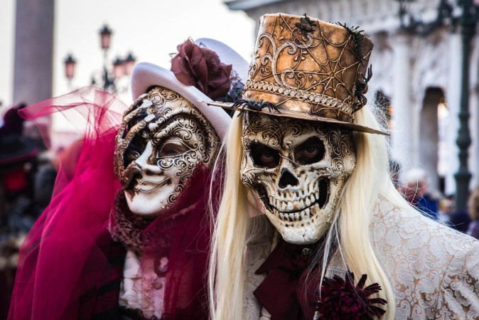 festeggiare carnevale a Venezia