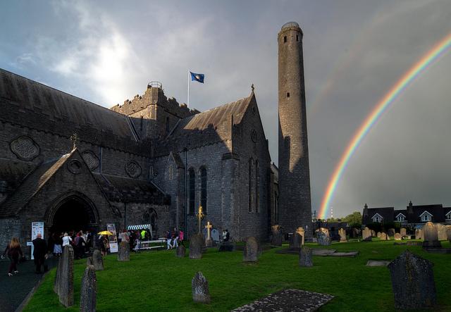 le cattedrali di Kilkenny