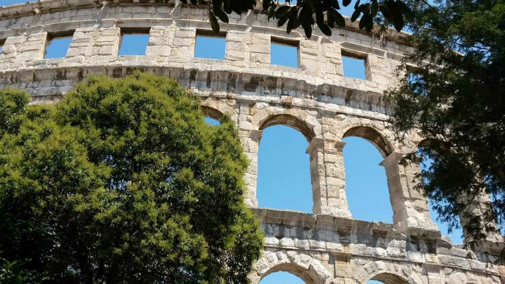 città da visitare Istria: Pola