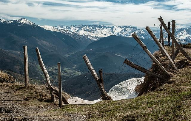 Percorsi escursionistici sui Pirenei
