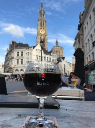 viaggio in treno in Belgio