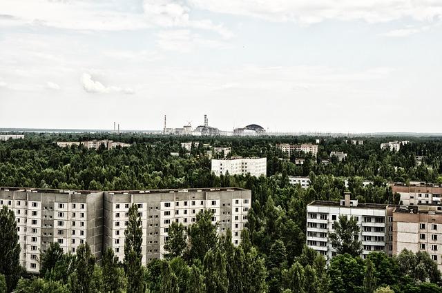 le zone off limits di Cernobyl