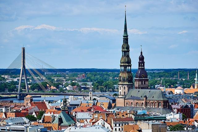 City Break in Nord Europa a Riga