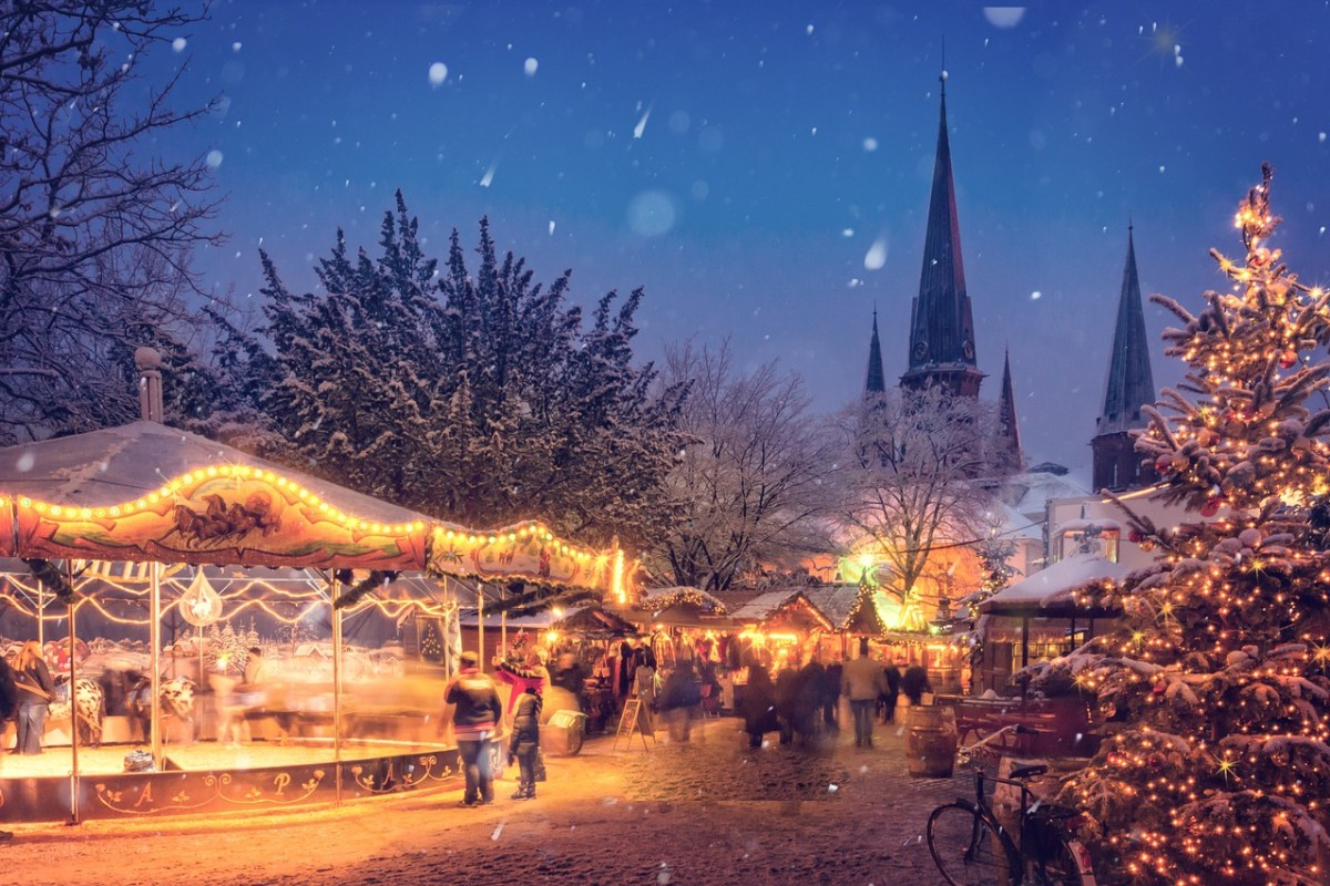 I mercatini di Natale in Alsazia: itinerario tra i migliori!