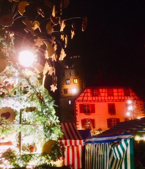 visitare Alsazia in dicembre