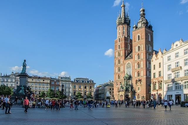 weekend romantico a Cracovia