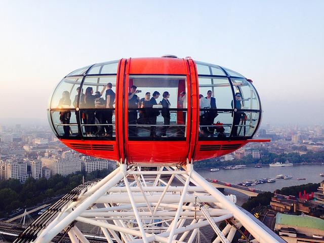 saltare fila London Eye