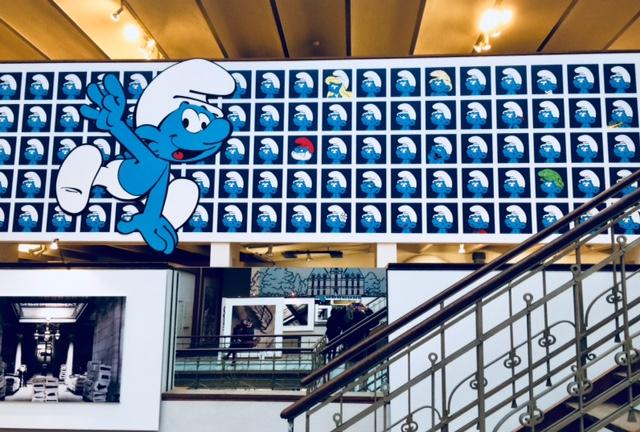Museo del fumetto Bruxelles