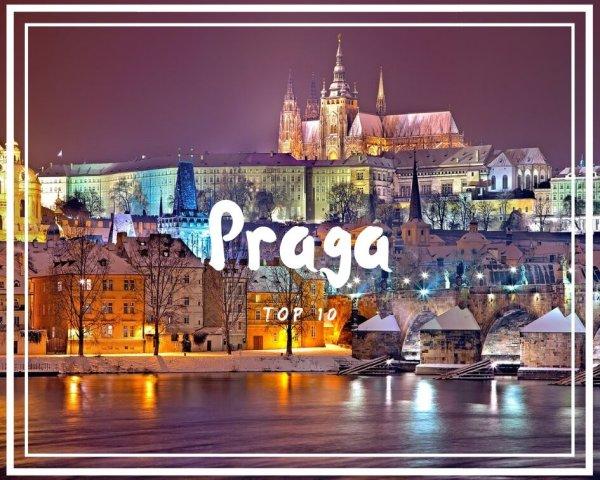 10 cose da fare e vedere a Praga
