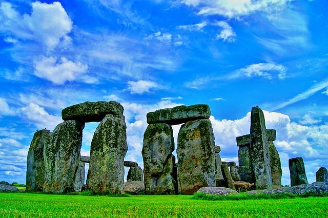 luoghi misteriosi in Inghilterra
