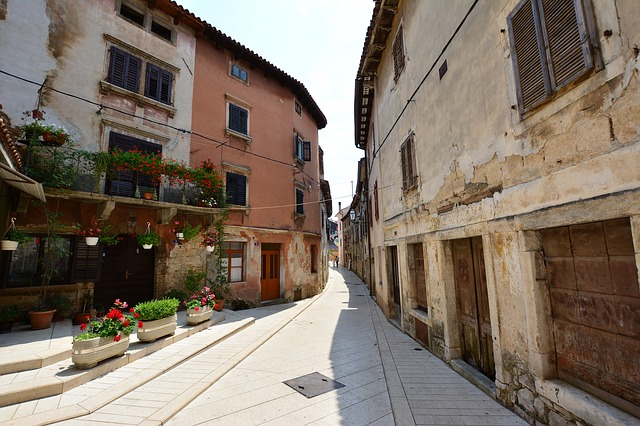città da visitare in Istria