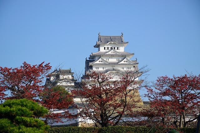 tour giappone feudale castelli