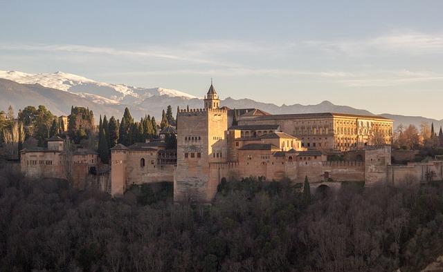 visitare Alhambra a Granada