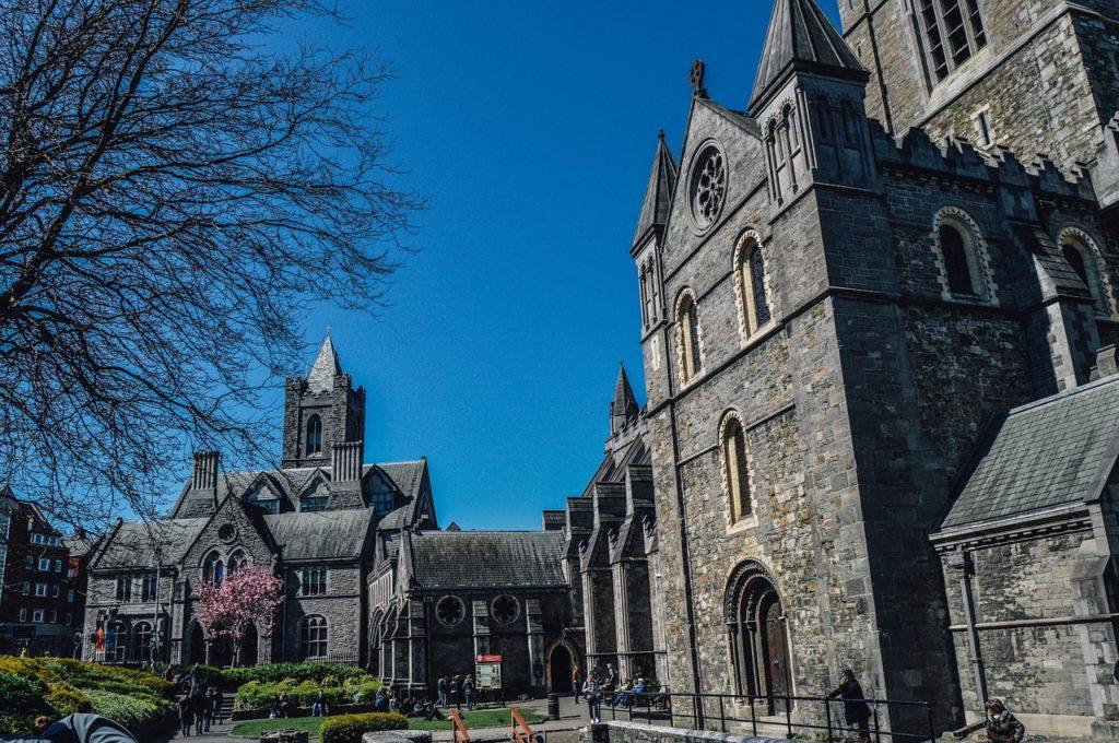 luoghi panoramici Dublino