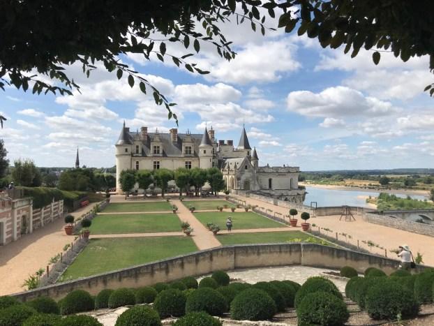 visitare castelli in Francia