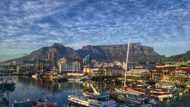 Città del Capo senza acqua