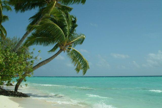 Le maldive affondano