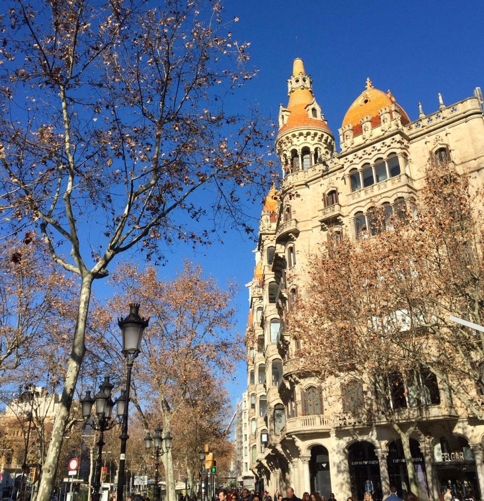stili di Barcellona