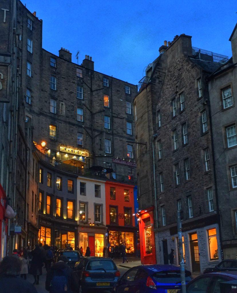 passeggiare Edimburgo