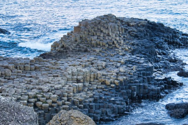 visitare Giant Causeway