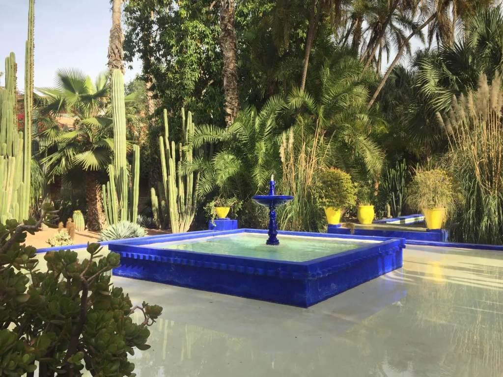 visitare i Giardini Majorelle